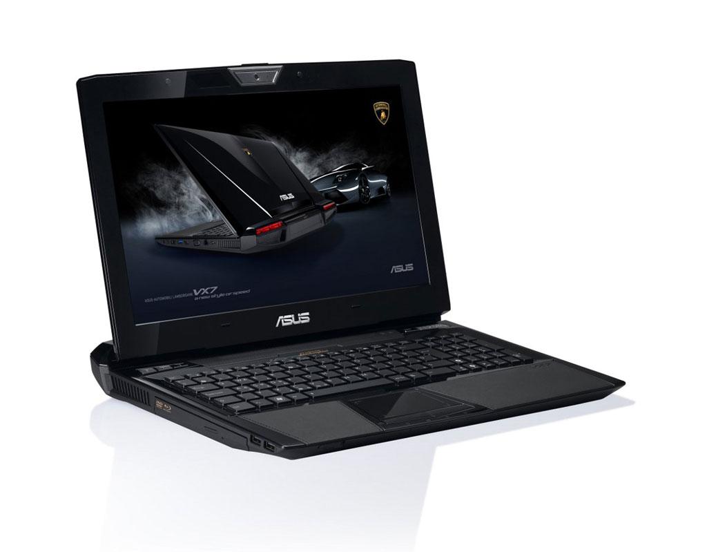 ASUS-Automobili Lamborghini VX7 notebook