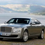Bentley Mulsanne Wins International Readers' Award