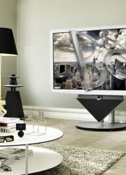 Bang & Olufsen Launches BeoVision 4-85 – First 3D Full HD Screen
