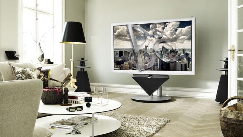 B&O BeoVision 4 85-inch 3D HDTV