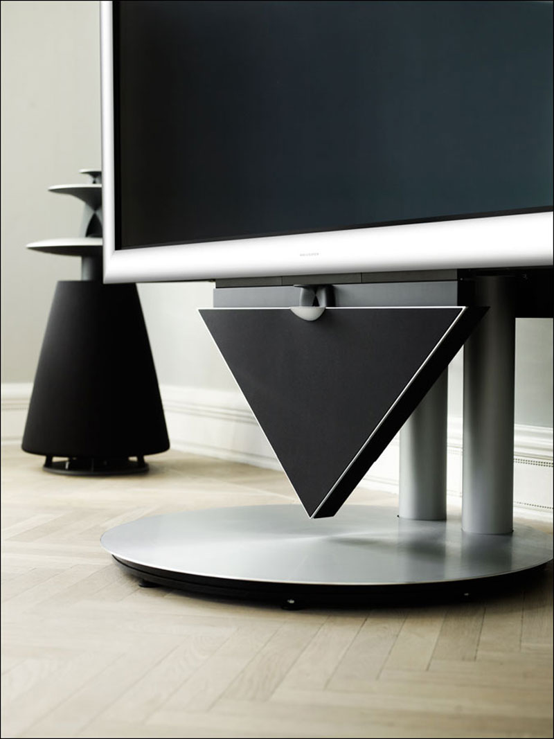 bang olufsen launches beovision 4 85 first 3d full hd screen extravaganzi. Black Bedroom Furniture Sets. Home Design Ideas