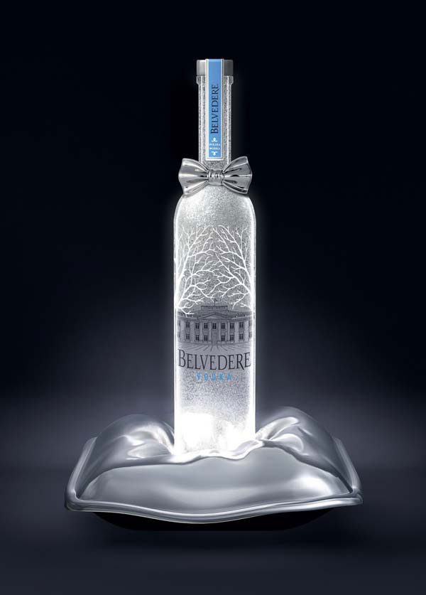 Celebrating Cannes 2011 with Belvedere Vodka