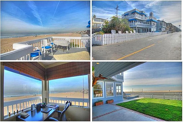 Beverly Hills 90210 House - 3500 The Strand Hermosa Beach, CA 90254