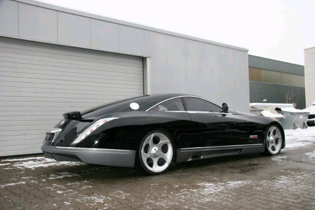 Bryan 'Birdman' Williams' $8.7 Million Maybach Exelero