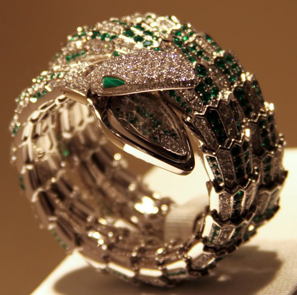 Bulgari Serpenti Watch
