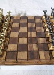 Caliber .223 – Unique Chess Set For Cautious Players