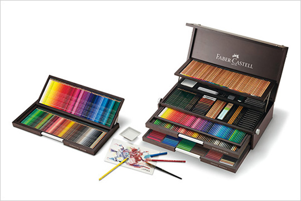 Faber Castell 250th Anniversary Limited Edition Wooden Case