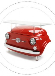 Refine Your Outdoor Space With Fiat 500 Design Collection