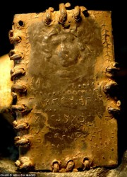 First Ever Portrait Of The Lord Jesus Christ Was Hidden In Cave Almost 2000 Years?