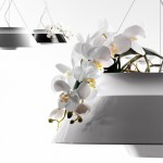 The Eden Flower Pot Pendant Lamp By Torremato