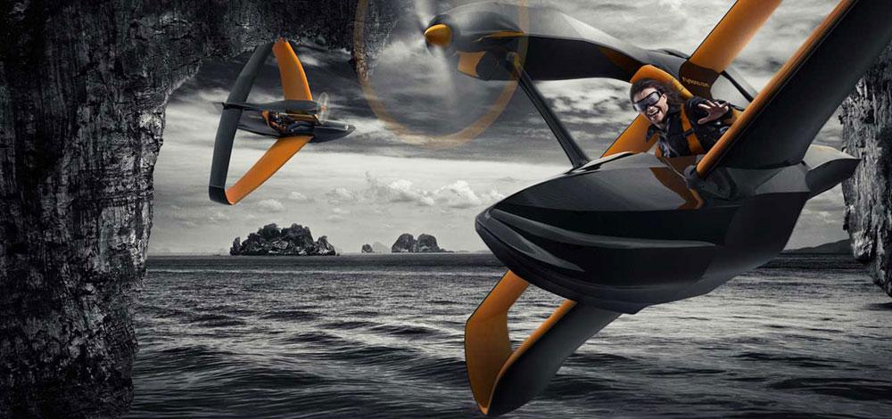 FlyNano - Single-seat Fun Flyer