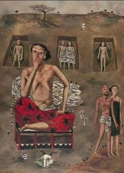 A Triptych Oil Painting by Chinese Artist Zhang Xiaogang Sold for $10.1 Million in Hong Kong