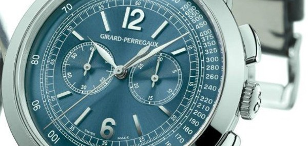 Girard-Perregaux Celebrates 220th Anniversary By Launching 1966 Blue Chronograph Watch