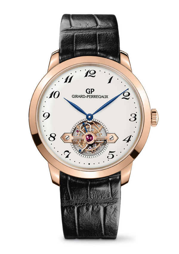Girard-Perregaux 1966 Tourbillon with Gold Bridge Watch