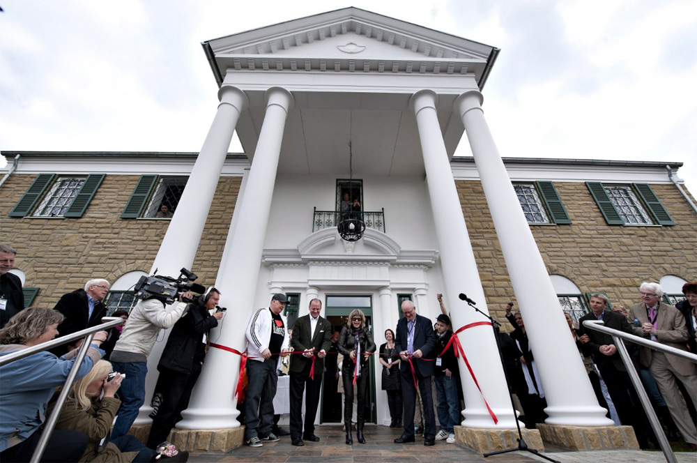 Elvis Presley's Graceland opens in Denmark