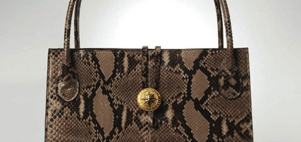 Marcia Sherill's $46,000 Grande Anne Tole Handbag