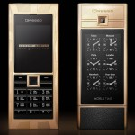 Gresso Luxor World Time Gold –  Phone for People Living in the Rhythm of World Time