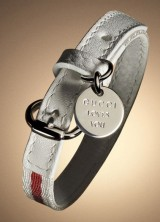Limited Edition Gucci Loves You Bracelet For Japan Relief