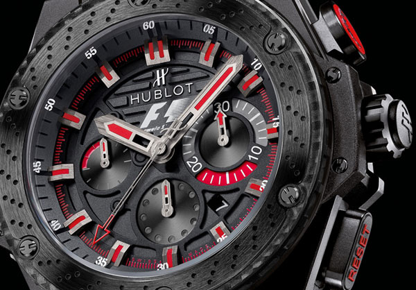 Limited Edition Hublot F1 King Power Ceramic Watch