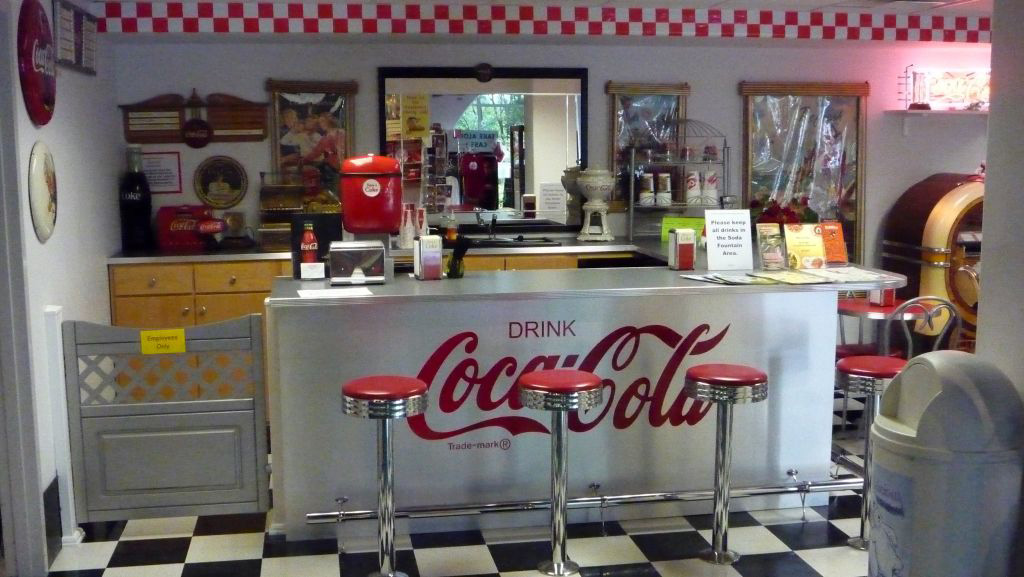 Valued Coca Cola Museum Items To Be Auctioned
