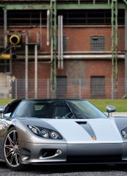 Koenigsegg CCR EVO 817 by Edo Competition