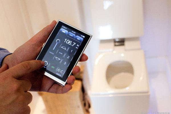 Numi Smart Toilet by Kohler