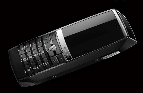 Lamborghini Tag Heuer Meridist Phone