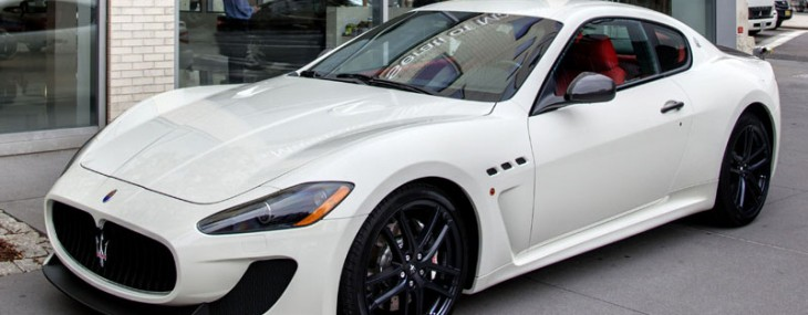 Maserati GranTurismo MC for North America unveiled