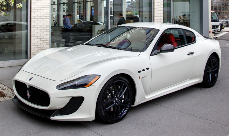 Maserati Granturismo Mc The Fastest Production Car Maserati Has