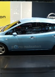 Nissan LEAF Wins 2011 World Car of the Year