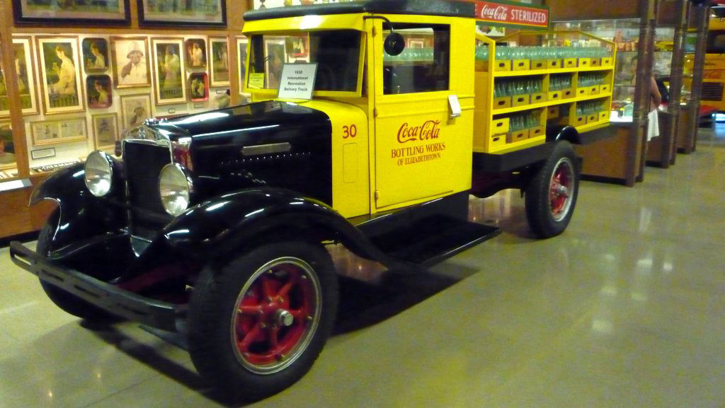 Jan and Larry Schmidt Museum of Coca- Cola Memorabilia