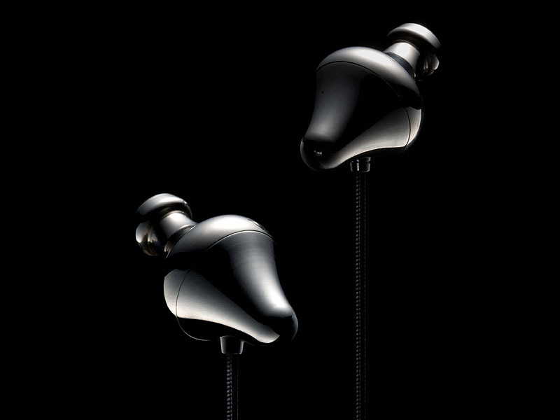 Piano Forte IX Earphones by Final Audio Design