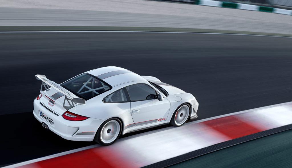 porsche 911 gt3 rs 4 0 500hp road car packed with motorsport technology e. Black Bedroom Furniture Sets. Home Design Ideas