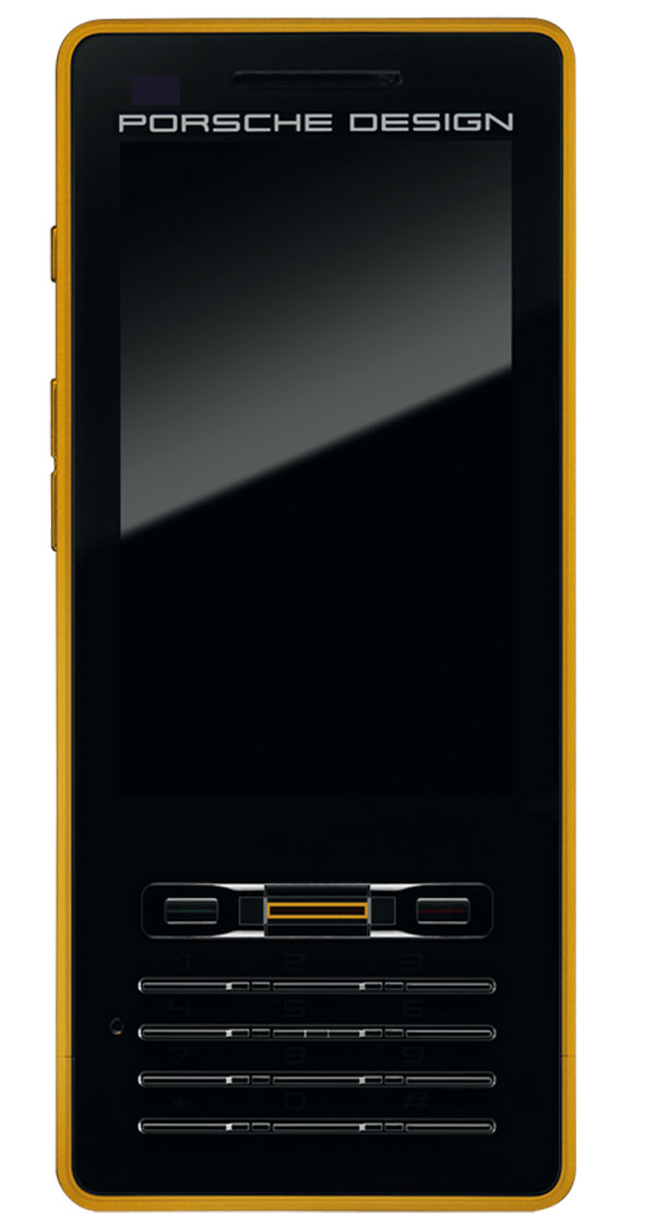 Limited Edition Porsche Design P'9522 Gold Phone