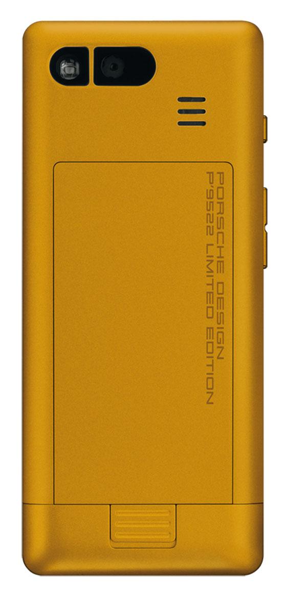 Porsche Design P'9522 Gold Limited Edition
