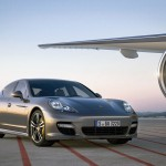Porsche Panamera Turbo S Heads to New York Auto Show