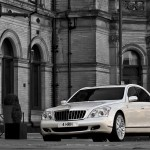 Project Kahn's Maybach 57 to Mark Prince William and Kate Middleton's Wedding Day