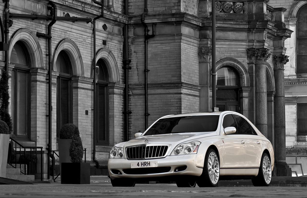 Wedding Commemorative Maybach