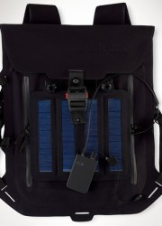 Ralph Lauren's RLX Solar Panel Backpack Charges Your Stuff