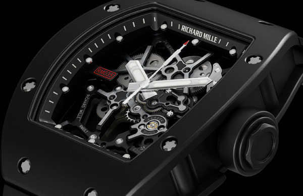 RM 035 Rafael Nadal – Richard Mille's First Watch Chronofiable Certified