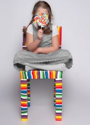 Sugar Chair – $11,000 Sweet Made Out Of Pure Sugar