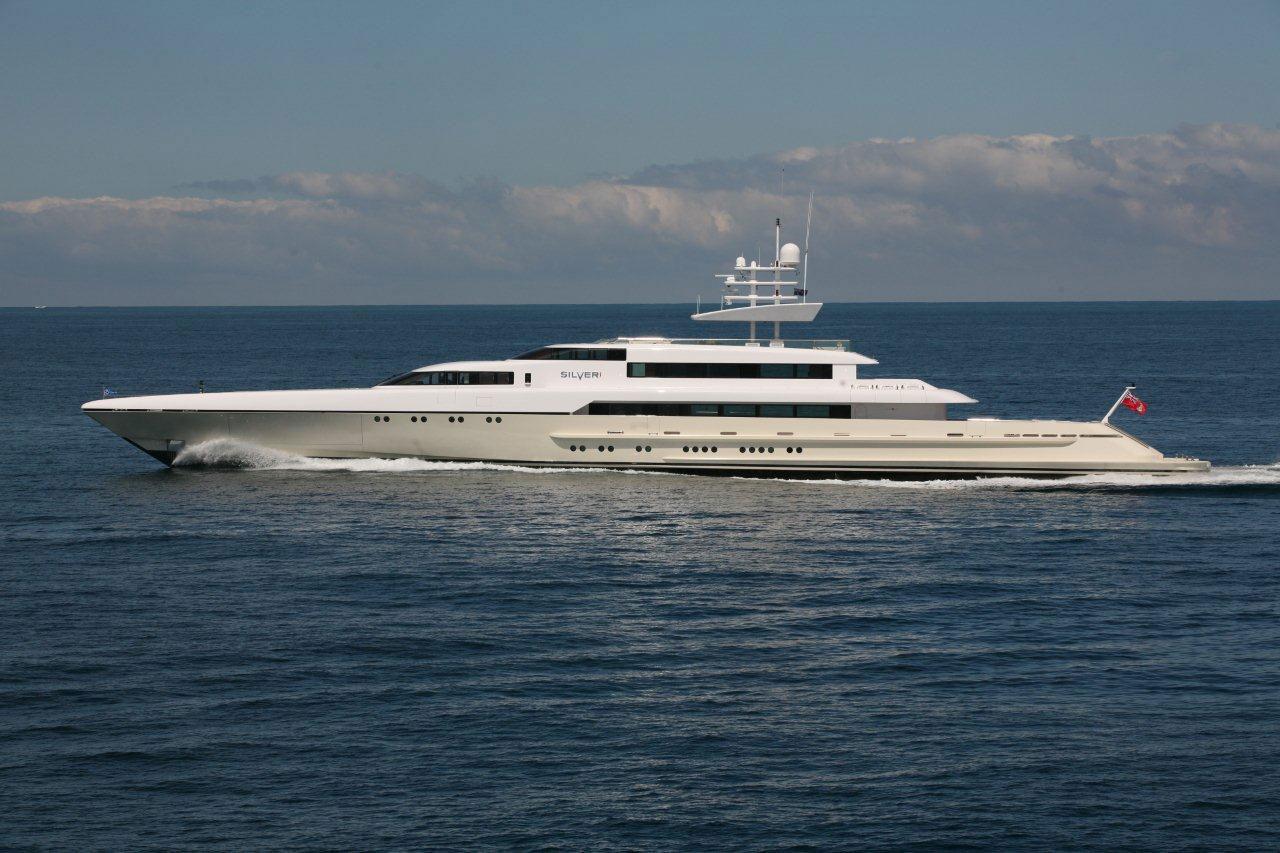 Silver Zwei - World's Fastest Superyacht for Sale