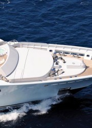 TV Yacht Available For Charter