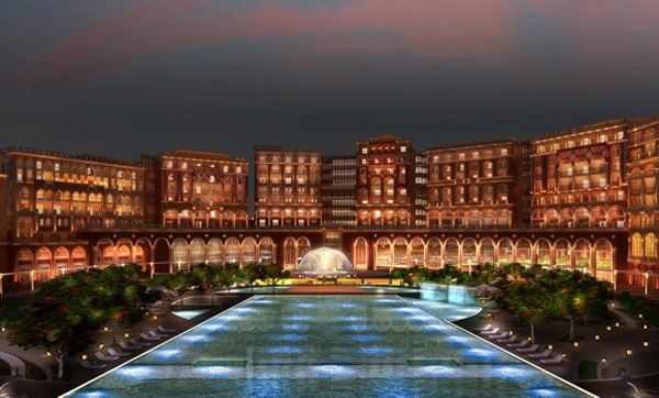 The Ritz-Carlton Abu Dhabi Hotel