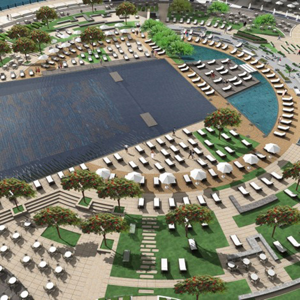 The Ritz-Carlton Abu Dhabi Hotel