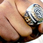 San Francisco Giants World Series Luxury Ring By Tiffany & Co