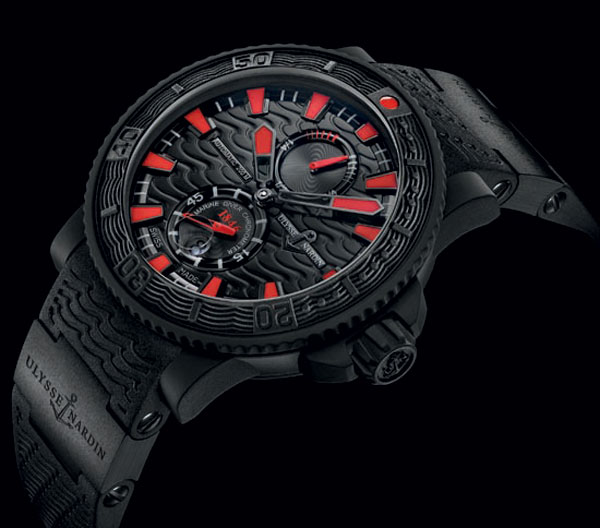Ulysse Nardin Maxi Marine Diver Black Sea Watch