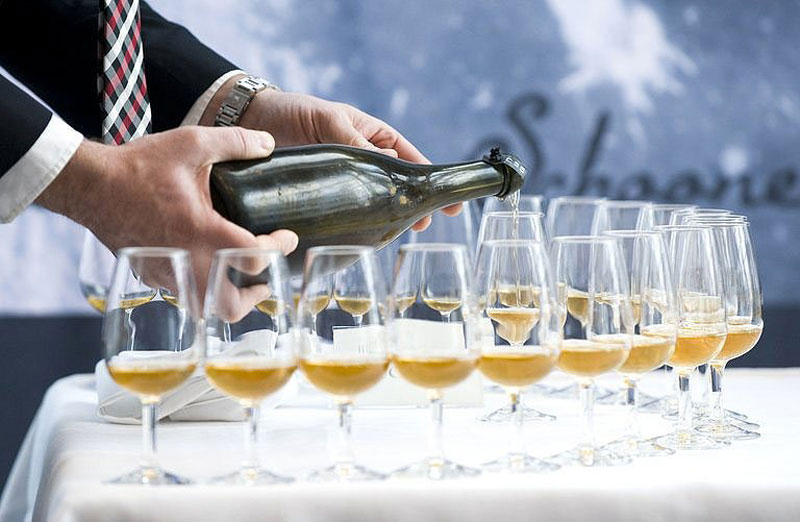 World's Oldest Champagne Will Be Sold to the Highest Bidder