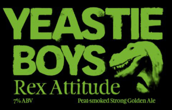 Yeastie Boys' Rex Attitude Beer