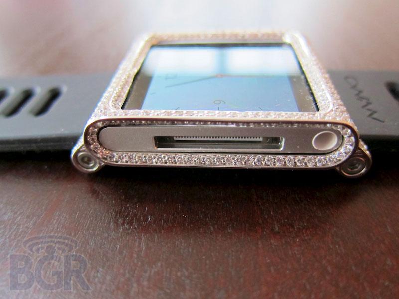 ZShock Diamond Lunatik iPod Nano Watch